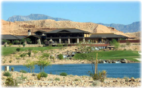Sun City Mesquite NV Recreation Center - 50 - 55+ Golf Course Community